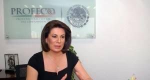La titular de la Procuraduría Federal del Consumidor, Lorena Martínez, confirmó que el próximo 31 de diciembre dejará el cargo.