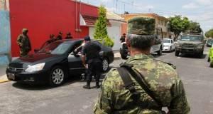 Los mexicanos no creen que mejore la seguridad en sus ciudades.
