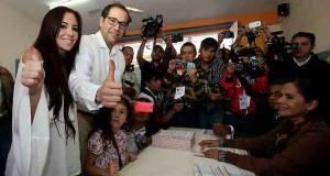 Ignacio Peralta Sánchez, la coalición PRI, PVEM, PT y Nueva Alianza, ganador en Colima.