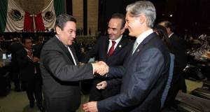 Baltazar Hinojosa Ochoa dejó su cargo como diputado federal.