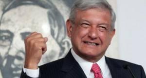 El líder de MORENA, Andrés Manuel López Obrador.