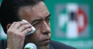 Humberto Moreira, exgobernador de Coahuila y exdirigente del PRI.