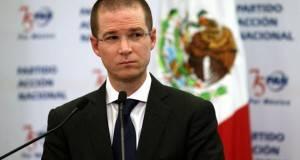 Ricardo Anaya, líder nacional del PAN.