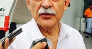 Jaime Cano Pérez, director de la Comisión Estatal del Agua.