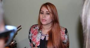 El trámite promovido por la PGR permitirá al Ministerio Público de la Federación ejercer una eventual acción penal en contra de Lucero Sánchez.