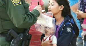 Las tres cuartas partes de los menores que llegaron a EU de forma ilegal proceden de Guatemala, El Salvador y Honduras.