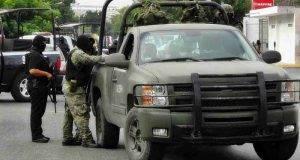 A pesar de la ola de inseguridad, no hay fecha para el regreso de los militares a Tamaulipas.