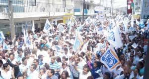 Los candidatos del PAN deberán recibir la protección del gobierno federal, exigió Ricardo Anaya.