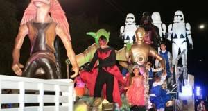 """1 El Carnaval de Tampico 2016 """"Magia y Diversión"""", registró una afluencia de poco más de 120 mil personas."""
