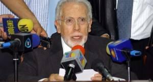 Basilio González Núñez inauguró el Encuentro de Especialistas sobre salario mínimo.