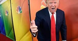 Donald Trump, aspirante republicano a la presidencia de Estados Unidos