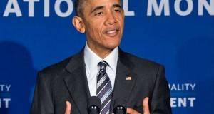 Barack Obama, presidente de EU