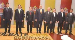 Los ocho candidatos a Gobernador de Tamaulipas asistirán al segundo debate del IETAM.