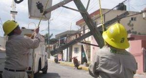 La CFE informó que la cartera vencida por clientes morosos asciende a 41 mil 880 millones de pesos.