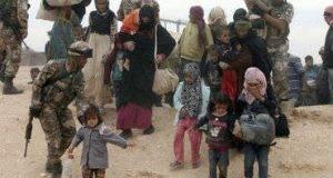 Bombardean campamento de refugiados en el noroeste de Siria.