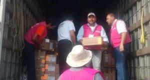 El Instituto Electoral de Tamaulipas, recibe hoy los siete millones 500 mil boletas.