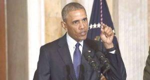 Barack Obama, arremetió econtra la retórica antimusulmana de Donald Trump.
