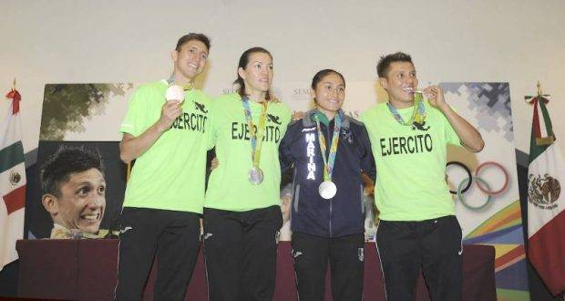 Medallistas en los Juegos Olímpicos