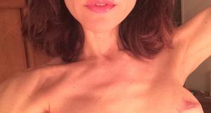 La actriz argentina Lorena Meritano compartió en Instagram una impactante fotografía.