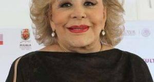 Silvia Pinal, una de las actriz consagradas en México.
