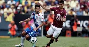 América empata contra Puebla 2-2