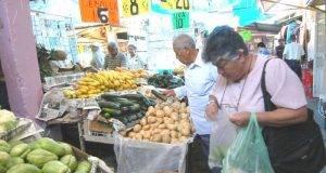 Los precios al consumidor reportaron un aumento de 0.54 por ciento en la primera quincena de septiembre.
