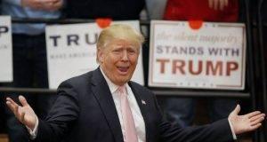 Donald Trump, fue criticado por llamar a utilizar detenciones arbitrarias.
