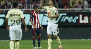 Águilas del América tomó revancha de Guadalajara