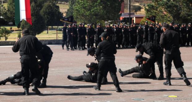 Elementos de la Policía Estatal acusados por tortura a fin de obtener confesiones.