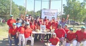 """CUCO RAMIREZ, se agenció el torneo en su honor denominado """"Refugio Ramírez""""."""