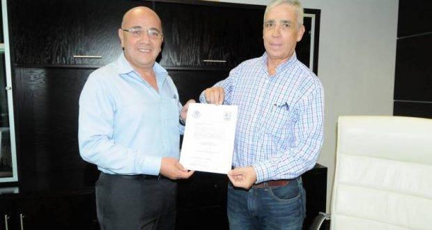 Roberto Salinas Salinas asumió la Subsecretaría de Medio Ambiente.