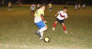 ESCUELA VICTORIA, ganó por goleada de 9-2 Colegio Ateneo Victoria, un descalabro más,