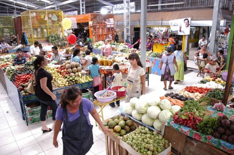 El Índice Nacional de Precios al Consumidor tuvo una variación de 0.42%.