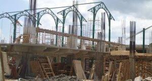 En Tampico se han reanudado los trabajos de construcción de los nuevos mercados municipales.