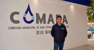 La Comapa de Río Bravo ha puesto bajo la lupa las obras realizadas en administraciones anteriores, dijo Raúl García Vivian.