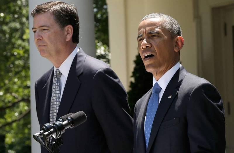 James Comey director del FBI, en la mira del gobierno de Barack Obama