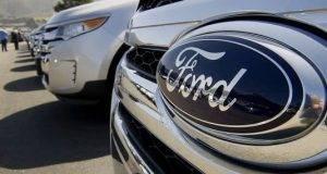El ingreso neto deFord Motor Co. cayó casi 40% el año pasado.