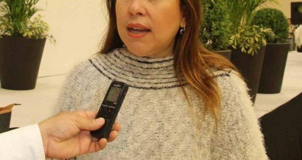 Doctora María de la Luz Vázquez, representante de la Red en la UAT.
