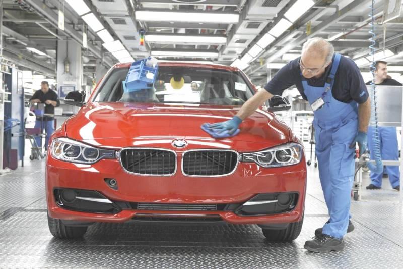 La BMW dijo que mantendrá sus planes de abrir una planta en México en 2019.