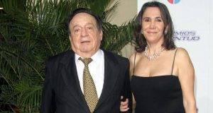 """Florinda Mezareveló algunas infidelidades de Roberto Gómez Bolaños """"Chespirito""""."""