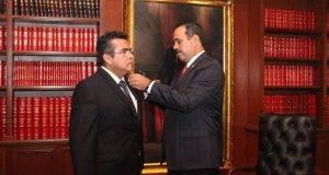El Pleno del Supremo Tribunal de Justicia de Tamaulipas eligió a su nuevo presidente.