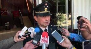 General Luis Crescencio Sandoval, todo el apoyo del ejército a Tamaulipas.