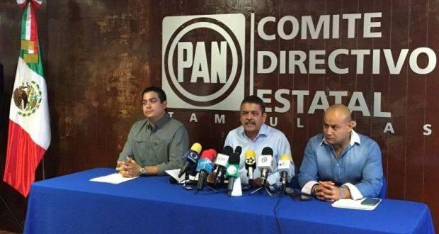 La dirigencia del PAN Estatal pidió a los alcaldes cerrar filas con el Gobernador Cabeza de Vaca.