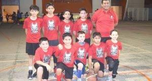 Pitbull es uno de los finalistas en el basquetbol infantil