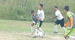 PROGRAMAN atractivas acciones en el Torneo de Fútbol Infantil y Juvenil del Fraccionamiento Luis Quintero.