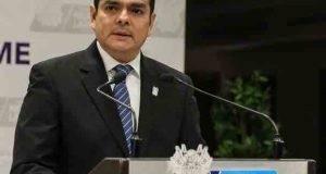 Enrique Rivas, informó sobre reunión de la Conago.
