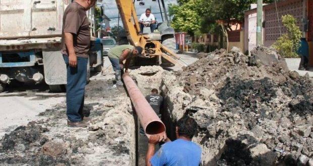 La Junta de Aguas de Matamoros tiene proyectos que aún no pueder aterrizarse por falta de recursos.