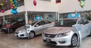 En enero se vendieron 123 mil 260 autos nuevos en México.