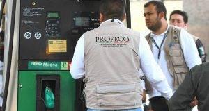 La Profeco prepara denuncias penales contra 30 gasolineras que se han negado a ser verificadas.