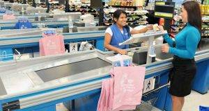 Las ventas de Walmart de México y Centroamérica (Walmex) en el primer mes de 2017 crecieron 6.2%.